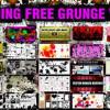 グランジを表現できるベクターデータ集「50 Stunning Free Grunge Vectors」
