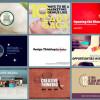 プレゼンのためのパワーポイント&キーノートのデザインテンプレート集「40+ Awesome Keynote and PowerPoint Templates and Resources」