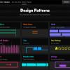 各要素ごとのデザインから各コードまで参照できるデザイン集「CodePen Design Patterns」