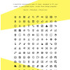 ミニマルでベクターで扱えるフリーアイコンセット「1800 Free Minimal Icons」