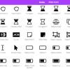 9,900個ものアイコンをダウンロードできる「IconPharm」
