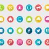 350以上ものアイコンが一度に!フリーベクターアイコンセット「Noupe Exclusive: 350+ Free Icons For Our Readers」