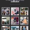 写真の置き方一つで印象が大きく変わる、SNS用テンプレボードコレクション「Social Mood Board Set」
