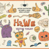 フォントからイラストまで揃ったハロウィンベクターキット「HaWe: Halloween Vector Toolkit」