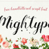 フリーの手描きフォントまとめ「20 Amazing Free Handwriting Fonts For Your Next Project」