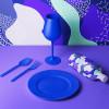 個性的な色使いとデザインが目を惹くパターン素材「Mint & Lavender Vector Patterns」