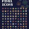 アナログゲームのイメージをデザインに ピクセルアイコンセット「Mario Pixel Icon Collection」