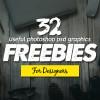 デザイナーの為のPSDテンプレート・モックアップまとめ「Freebies: 32 Fresh Photoshop PSD Files」