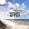 スワイプでBefore/Afterを表現するスライダー「Beer Slider」