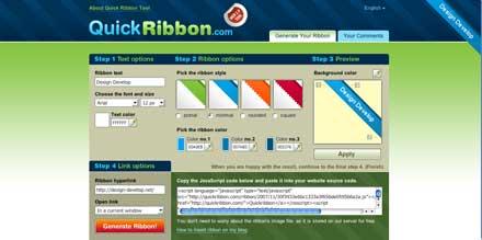 QuickRibbon