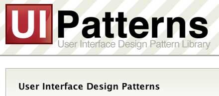 UIパターン集