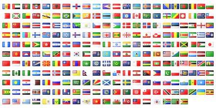 国旗アイコン