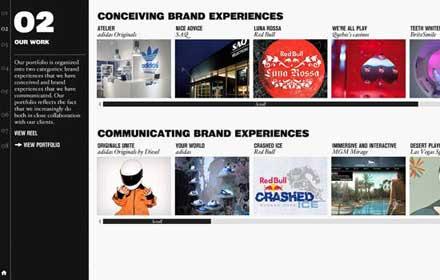 WEB 50 Beautiful And Creative Portfolios