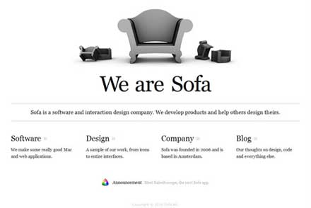 web 50 beautiful clean and simple web designs