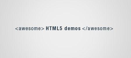 html5-demos