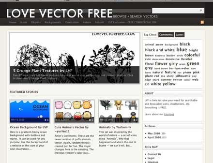 lovevector_free
