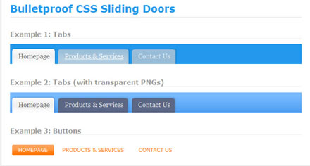 bulletproof-sliding-doors-css-menu-button-tutorials