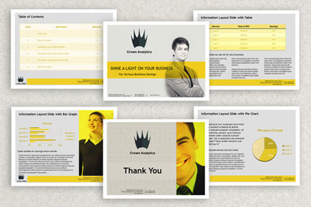 professional looking powerpoint templates - 40 awesome keynote and