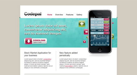 iphone-application-template