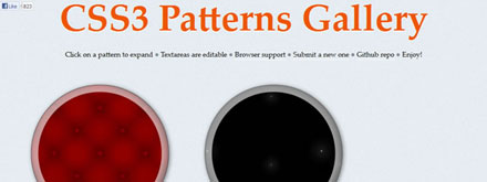 css3patterns