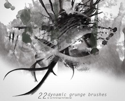 22-dynamic-grunge-brushes
