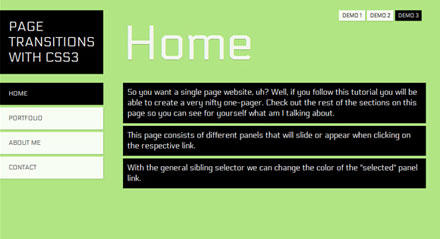 page-transitions-with-css3
