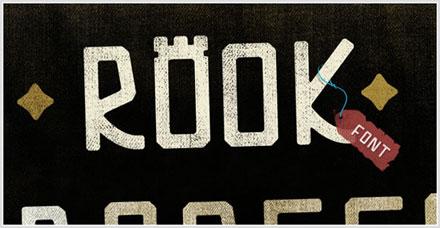 custom-rook-font