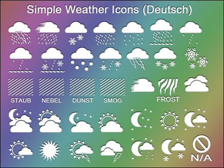 simple-weather-icons