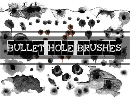 How-to-create-bullet-holes-from-scratch-in-Photoshop