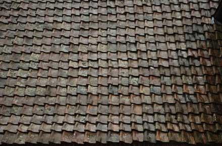 さまざまな屋根瓦が揃うルーフテクスチャまとめ「21 Free To Download Roof Textures