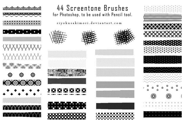 screentone