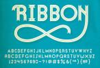 ribbonfont1