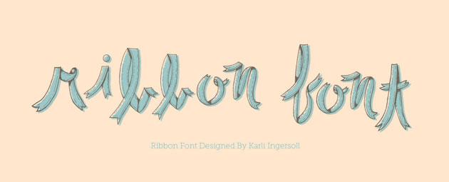 ribbonfont2