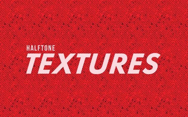 halftone-textures