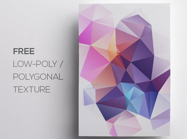 low-poly-textures