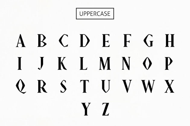 Abell_free_font_detail
