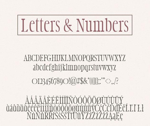 Aimen_free_font_detail