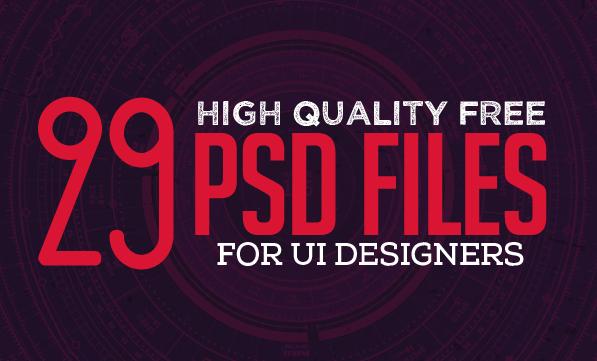 Free_UI_PSD_Files