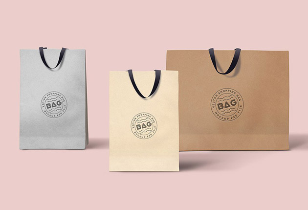 different-shopping-bag-mockups