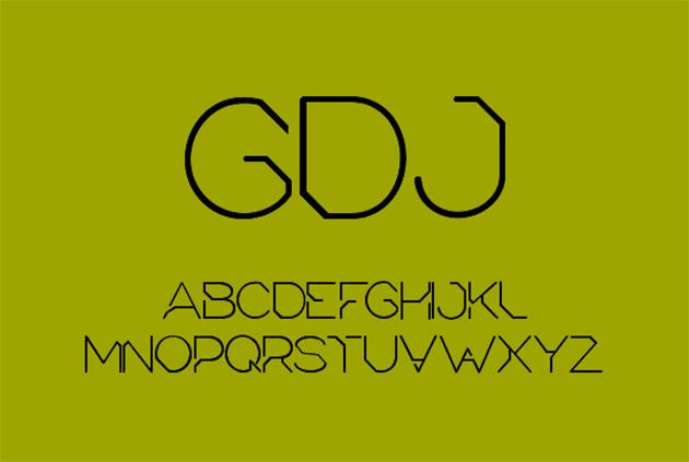 free.font1