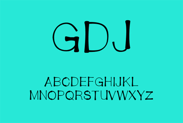 free.font3