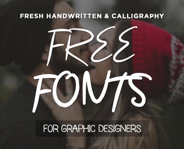 free_handwritten_fonts