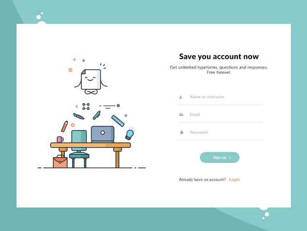 save-account-now