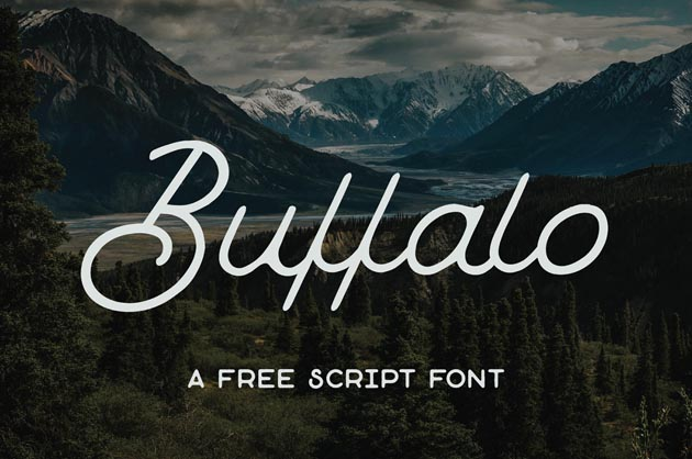 20 Best Free Fonts on Behance-top