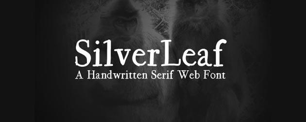 silverleaf-freefont