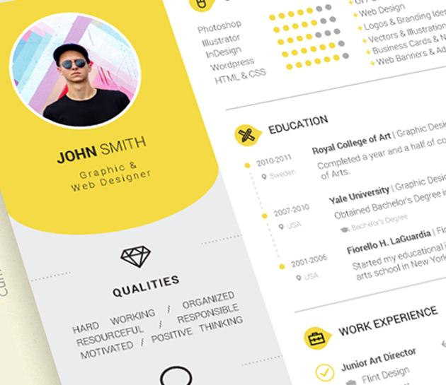 free_resume_template_2