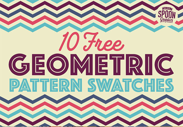 10-free-geometric-pattern-swatches