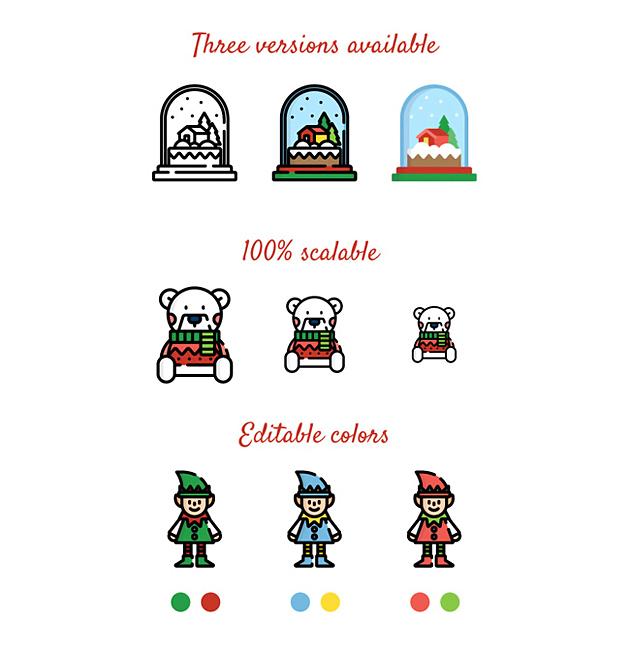 50-new-free-christmas-icons2