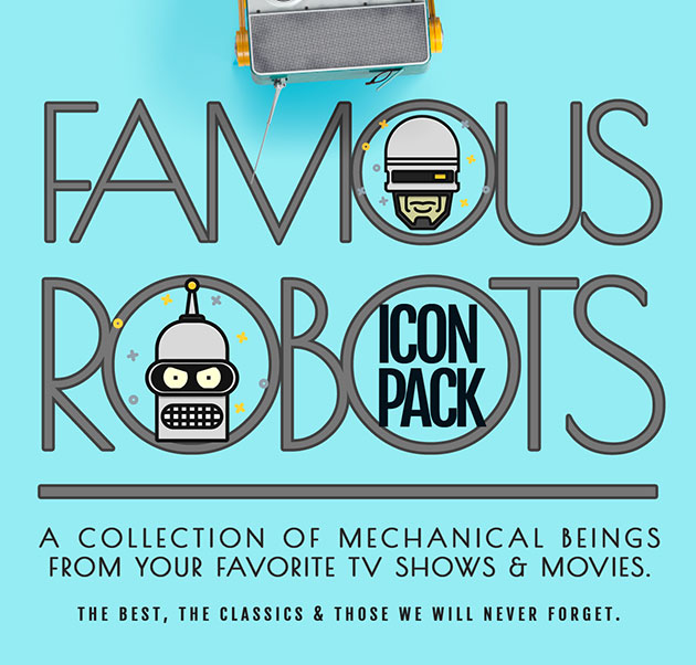 robot_icons_set_top