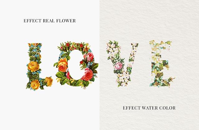 FlowerBouquet_SVGFont_1
